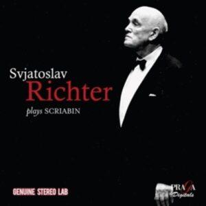 Richter Plays Scriabin - Sviatoslav Richter