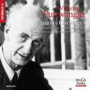 Famous Overtures - Wilhem Furtwangler