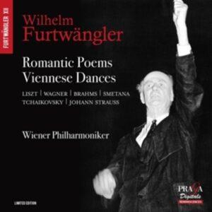 Romantic Poems And Viennese Dances - Wiener Philharmoniker