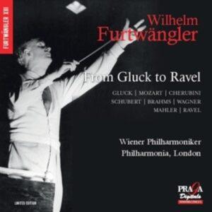 From Gluck To Ravel - Wilhelm Furtwängler