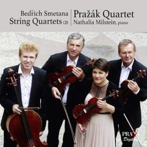 Smetana: String Quartets - Prazak Quartet