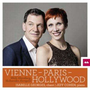 Vienne-Paris-Hollywood - Isabelle Georges & Jeff Cohen