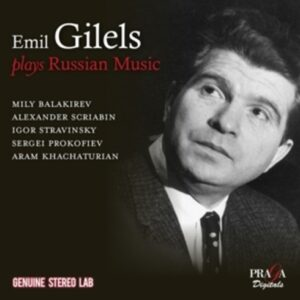 Emil Giles plays Russian Music