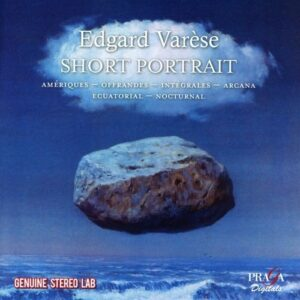 Edgard Varèse: Short Portrait