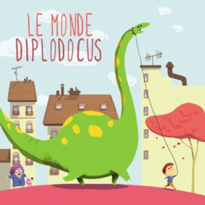 Le Monde Diplodocus - Nicolas Berton