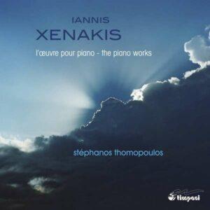 Iannis Xenakis: The Piano Works - Thomopoulos