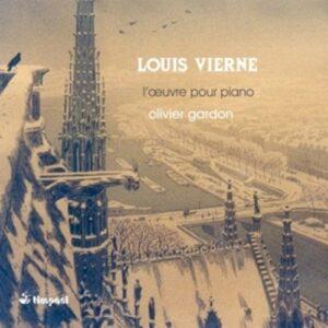 Louis Vierne: L'Oeuvre Pour Piano - Gardon