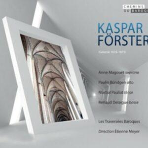 Forster, K.: Confitebor Tibi Domine