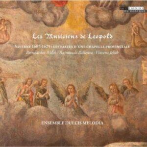 Les Musiciens De Leopold - Ensemble Dulcis Melodia
