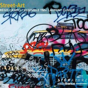 Regis Campo: Street-Art - Laurent Cuniot