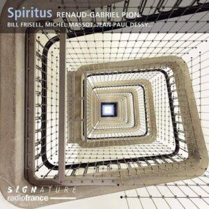 Renaud Pion: Spiritus - Ensemble 1529