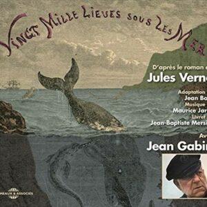 Verne: Vingt Mille Lieues Sous Les Mers - Jean Gabin