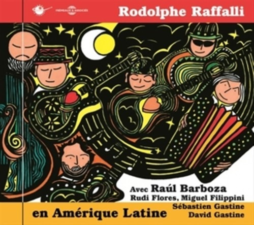 En Amerique Latine - Rodolphe Raffalli