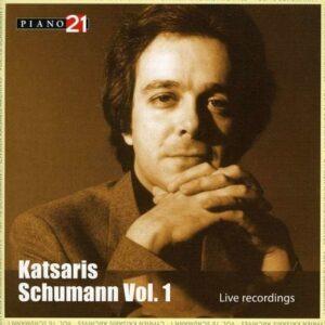 Schumann: Piano Works Vol. 1 - Cyprien Katsaris