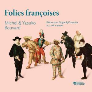 Folies françoises - Yasuko Uyama-Bouvard