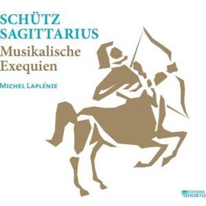 Schutz: Musikalische Exequien - Michel Laplénie