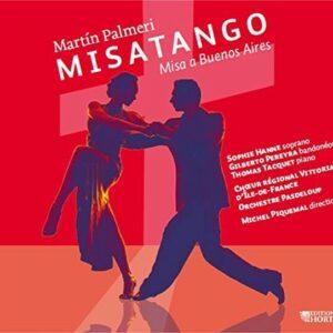 Martin Palmeri: Misatango, Misa a Buenos Aires - Michel Piquemal