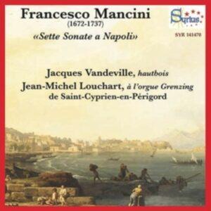 Mancini: Sette Sonate A Napoli - Vandeville