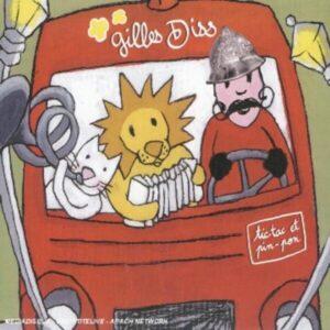 Tic-Tac Et Pin-Pon - Gilles Diss