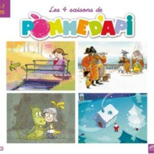 Les Quatre Saisons De Pomme D'Api - Various Artists