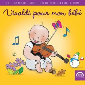 Vivaldi Pour Mon Bebe