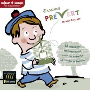 Jacques Prevert: 12 Chansons