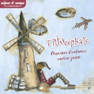 Chansons d'Enfance Couleur Jazz - Triocephale