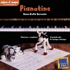 Pianotine - Anna-Zofia Borowiec