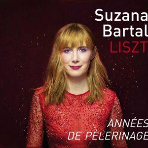 Liszt: Années De Pélérinage (Complete) - Suzana Bartal