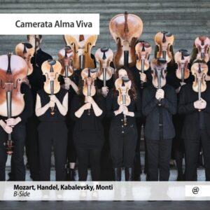 Mozart / Handel / Kabalevsky / Monti: B-Side - Camerata Alma Viva