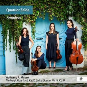 Mozart: Die Zauberflöte (Arr.), String Quartet No.14 - Quatuor Zaide