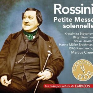 Rossini: Petite Messe Solennelle - Krassimira Stoyanova