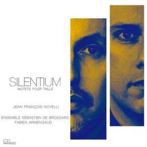 Silentium, Motets Pour Taille - Ensemble Sebastien De Brossard