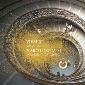Vivaldi: Cello Sonatas - Marco Ceccato