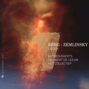 Berg / Zemlinsky / Webern: Lieder - Reinbert de Leeuw