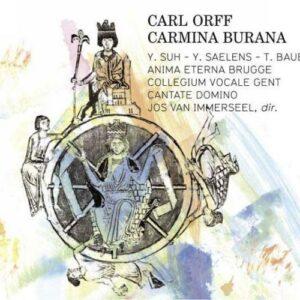 Orff: Carmina Burana - Jos van Immerseel