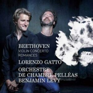 Beethoven: Violin Concerto, Romances - Lorenzo Gatto