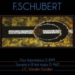 Schubert: Impromptus D899, Piano Sonata D960 - Jean-Claude Vanden Eynden