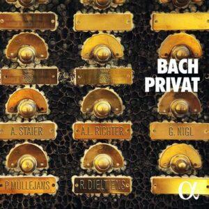 Bach Privat - Roel Dieltiens