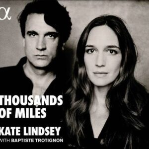 Thousands of Miles - Kate Lindsey
