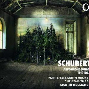 Schubert: Arpeggione Sonata & Trio No.2 - Antje Weithaas