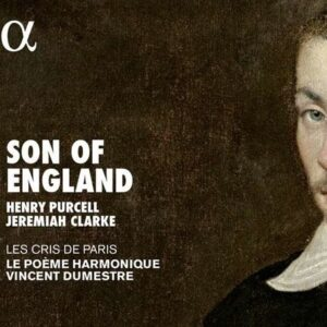 Jeremiah Clarke: Ode on the Death of Henry Purcell - Vincent Dumestre