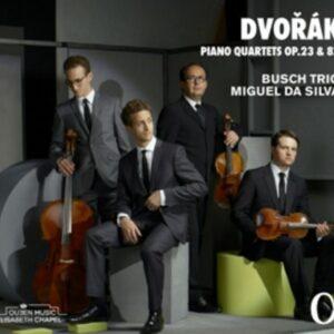 Dvorak: Piano Quartets Op.23 & 87 - Busch Trio