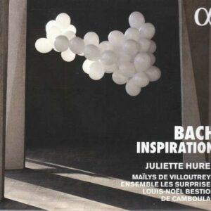 Bach: Inspiration - Juliette Hurel