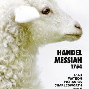 Handel: Messiah 1754 - Hervé Niquet