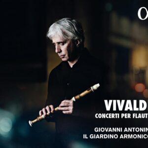 Antonio Vivaldi: Concerti Per Flauto - Il Giardino Armonico