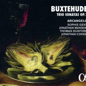 Buxtehude: Trios Sonatas Op.1 - Arcangelo