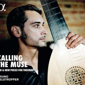 Calling The Muse, Old & New Pieces For Theorbo - Bruno Helstroffer