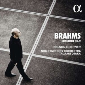 Brahms: Piano Concerto No. 2 - Nelson Goerner