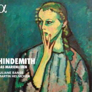 Hindemith: Das Marienleben - Juliane Banse